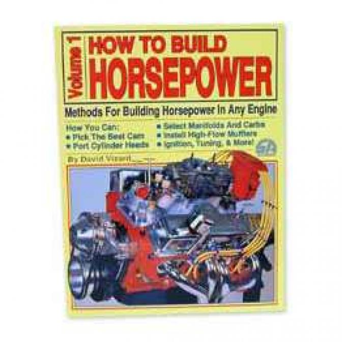 How To Rebuild Horsepower, Volume 1