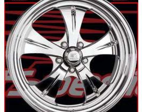 Street Smart Qualifier Billet Wheel 15 X 12
