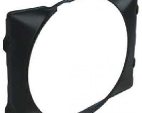 Fan Shroud - ABS Plastic