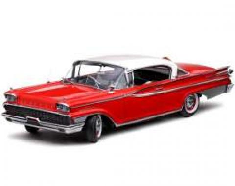 Parklane Model, Hardtop, Red W/ White Top, 1:18 Scale, 1959