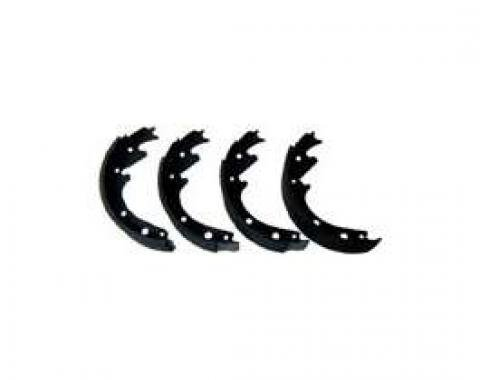 Relined Brake Shoes - Front or Rear - 9 X 2-1/4