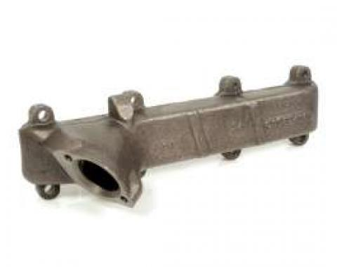 Exhaust Manifold - Right - 390 V8 - Donut Type Tapered Flange - Uses a donut that fits into the tapered flange