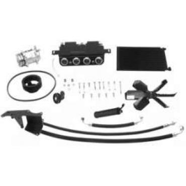 Air Conditioning System Kit, Daily Driver, 6 Cylinder, 134A, Falcon, Ranchero, 1965