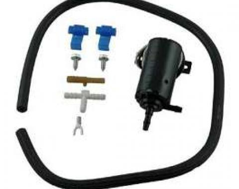 Windshield Washer Pump - Single Speed