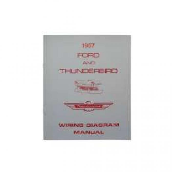 1957 Ford Wiring Diagram Manual