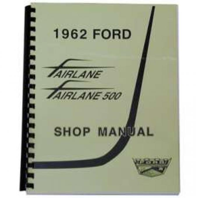 Shop Manual - 376 Illustrated Pages