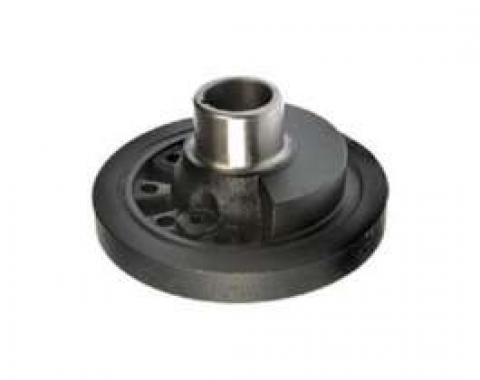 Crankshaft Damper/Harmonic Balancer - 3 Bolt - 6 5/16 Diameter