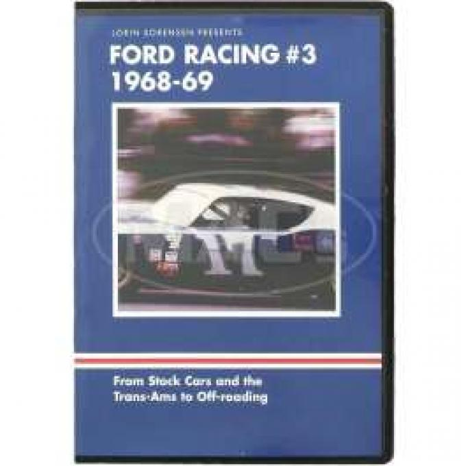 Video, Ford At The 1968-1969 Races