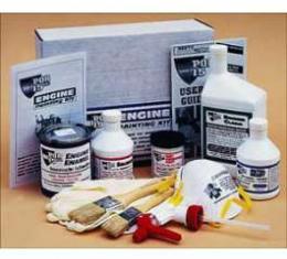 Engine Painting Kit, Black