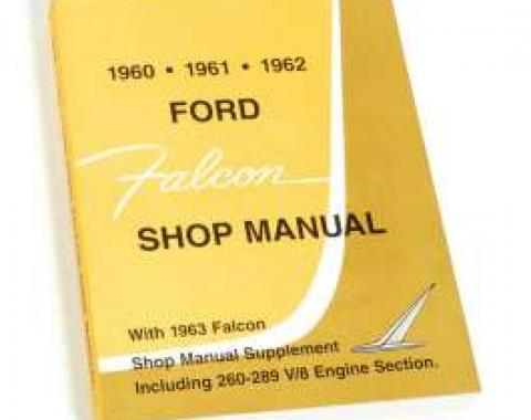 Falcon Shop Manual - 440+ pages