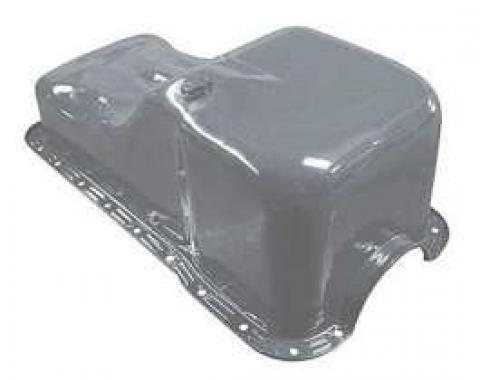 Oil Pan - Bare Steel