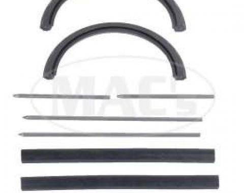 Rear Main Seal Set - Rubber