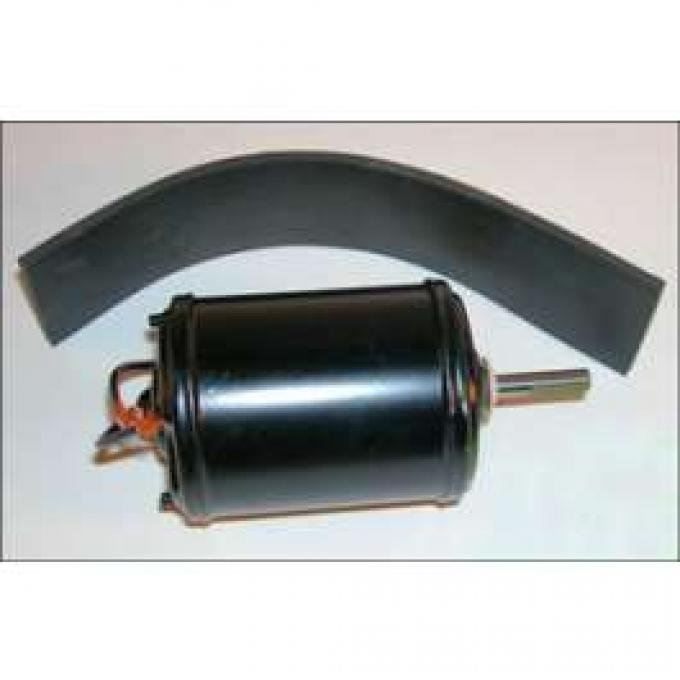 Heater Blower Motor - Vented - 2-Wire - For Cars Without Air Conditioning