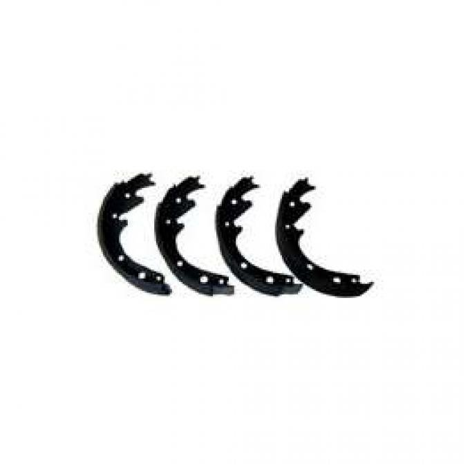 Brake Shoes - Relined - 11-1/32 X 2-1/2