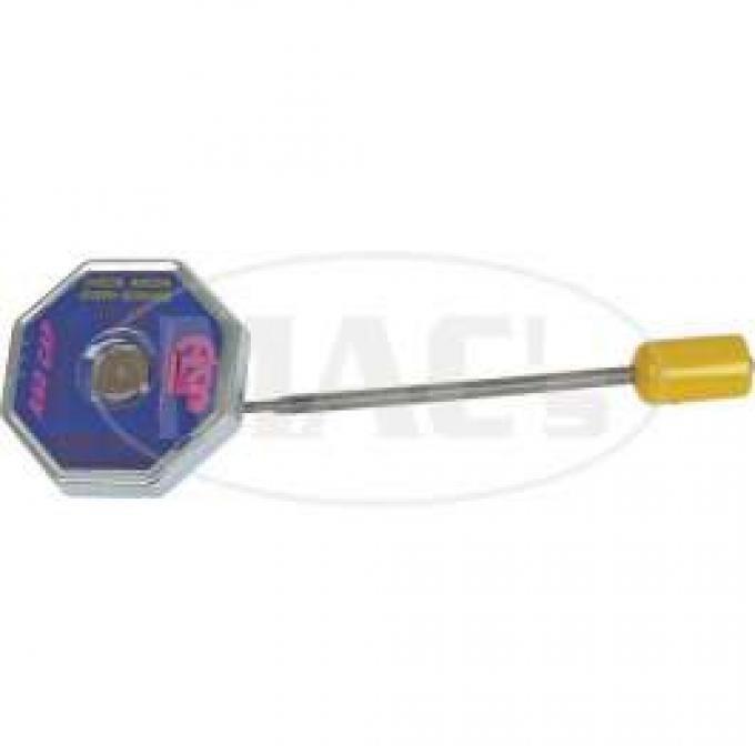 Electrolysis Protection Radiator Cap, Chrome