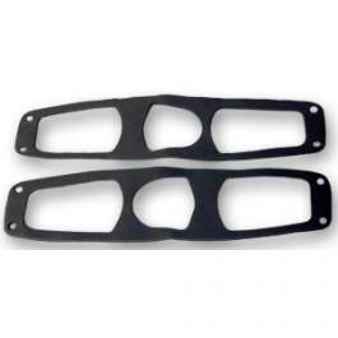 Tail Light Lens To Housing Gaskets - Station Wagon