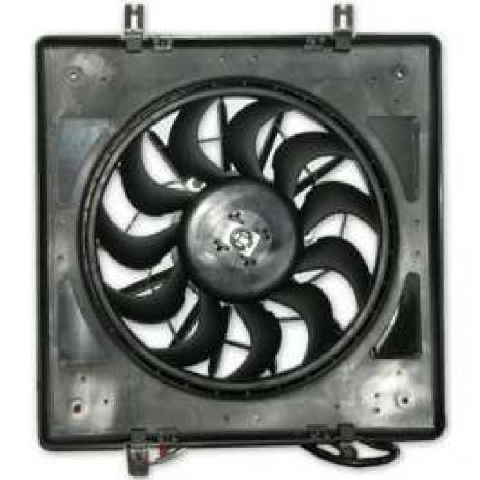 64/65 Falcon Electric Fan And Shroud Kit