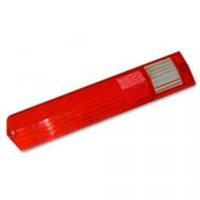 Tail Light Lens - Includes Backup Lens