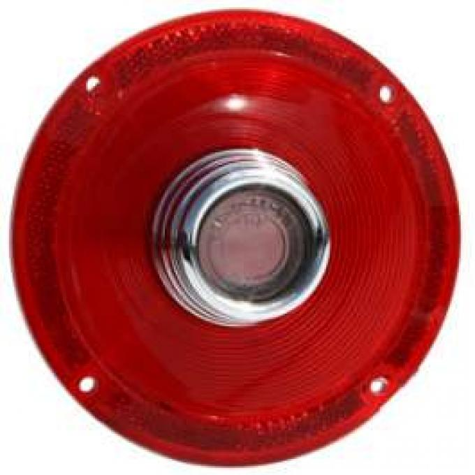 Tail Light Lens - With Backup Lens
