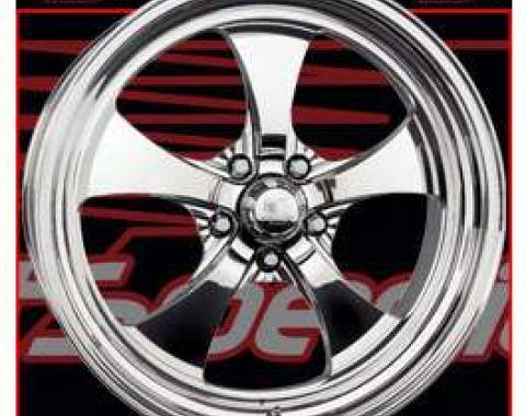 Street Smart Street Star Billet Wheel 16 X 9.5