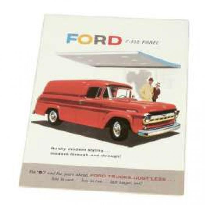 Sales Brochure - Panel Truck