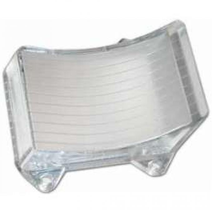 Parking Light Lens - Right - With Molded FoMoCo Logo