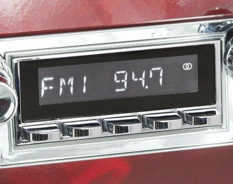 RetroSound 1964-66 Ford Thunderbird Laguna Radio