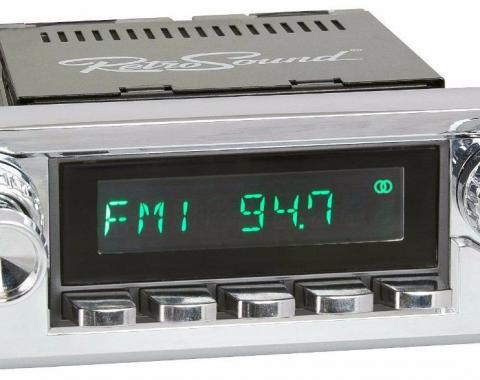 RetroSound 1961-63 Ford Thunderbird Long Beach Radio