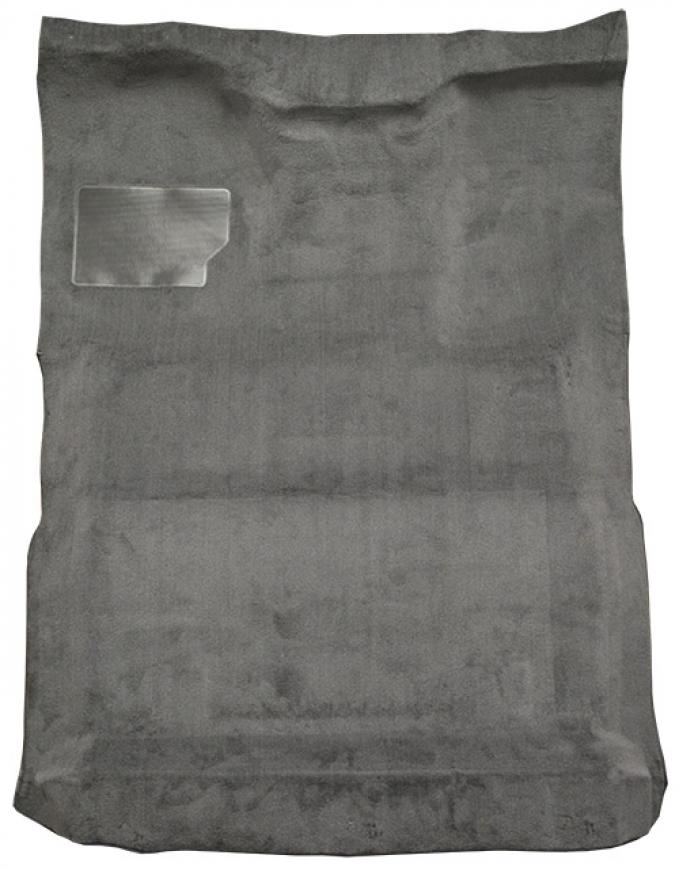 ACC  Ford F-250 Ext Cab Electric 4WD Auto Low Tunnel Cutpile Carpet, 1990-1996