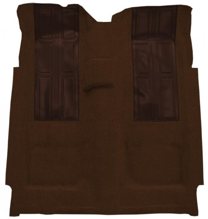 ACC  Ford Torino GT with 2 Dark Brown Inserts 2DR 4spd Loop Carpet, 1972-1973