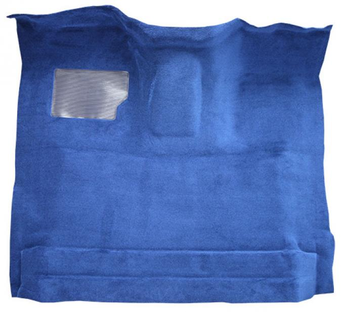 ACC  Ford F-250 Reg Cab 4WD 4spd Gas or Diesel Cutpile Carpet, 1987-1996