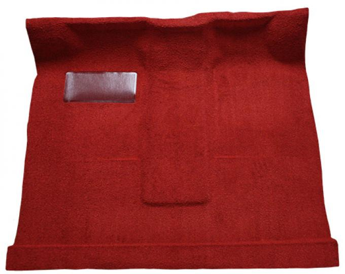 ACC  Ford F-100 Reg Cab with 2 (lo) Tunnel Loop Carpet, 1961-1964