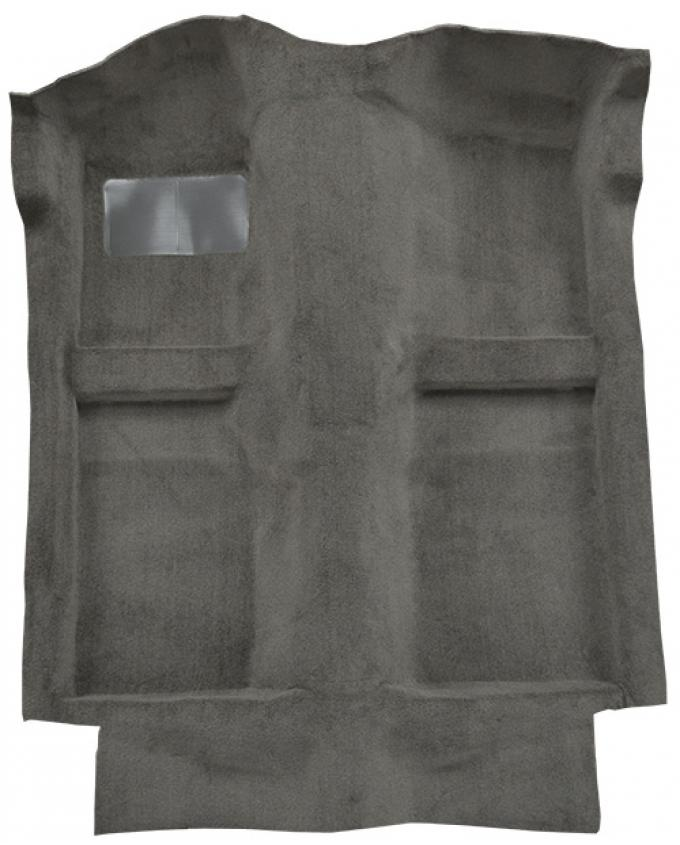 ACC  Ford Mustang Convertible Pass Area Cutpile Carpet, 1983-1993