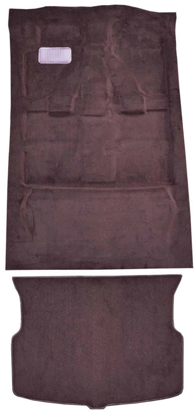 ACC  Mercury Mariner 4DR Complete Cutpile Carpet, 2008-2011