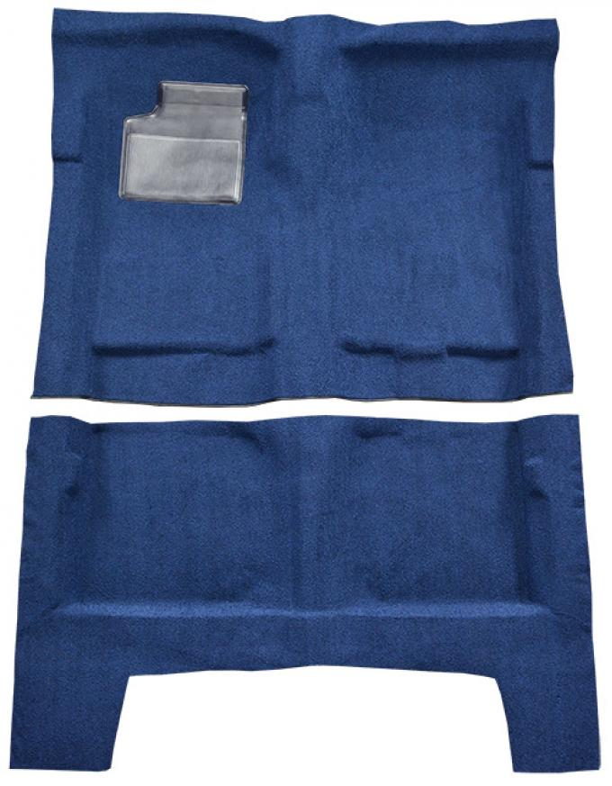 ACC  Ford Thunderbird 4DR without Console Loop Carpet, 1967-1969