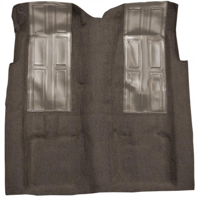 ACC  Mercury Montego GT Auto with 2 Gray Inserts Loop Carpet, 1972-1973