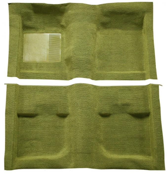 ACC  Ford Mustang Coupe Nylon Carpet, 1971-1973