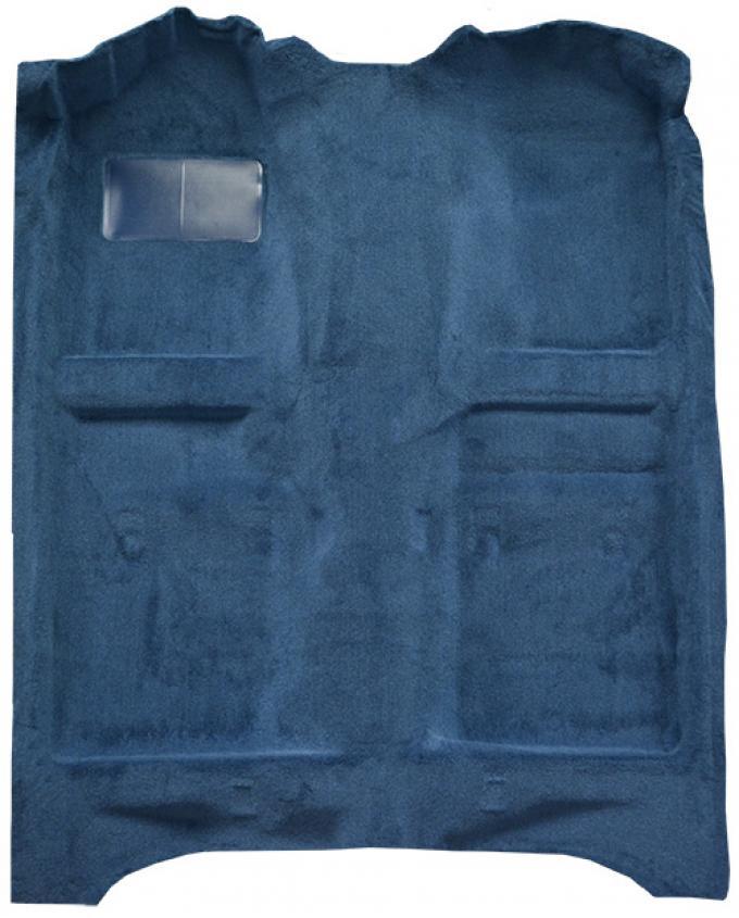 ACC  Mercury Zephyr 2DR Cutpile Carpet, 1978-1983