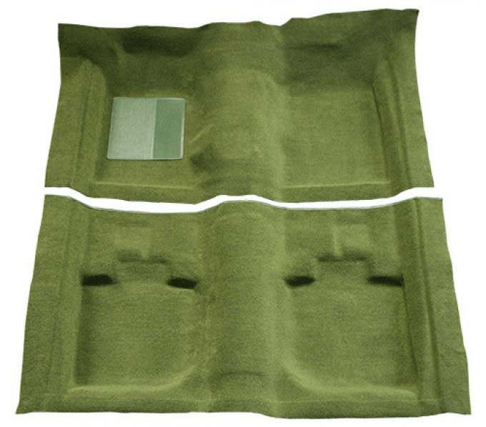 ACC  Mercury Cougar Convertible Nylon Carpet, 1971-1973