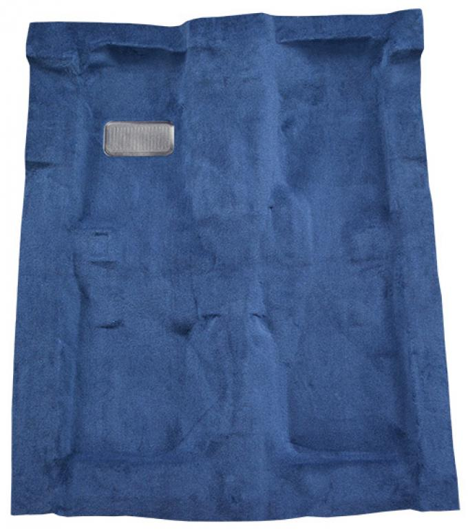 ACC  Mercury Monarch 2DR Cutpile Carpet, 1975-1980