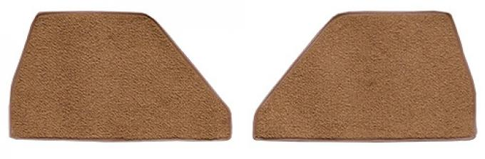 ACC  Ford F4 Kick Panel Inserts without Cardboard Loop Carpet, 1948-1952