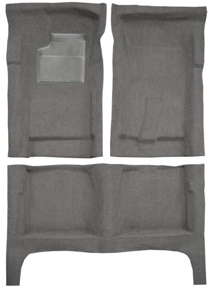 ACC  Ford Thunderbird 4DR with Console Loop Carpet, 1967-1969