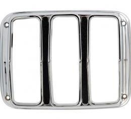 OER 1965-66 Mustang Tail Lamp Bezel - Each 13489A