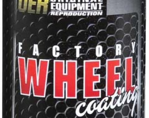 "OER Placer Gold Snowflake Wheel ""Factory Wheel Coating"" Wheel Paint 16 Oz Can K89350"