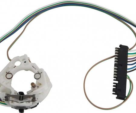 """OER 1969-76 GM, Turn Signal Switch, 10-Pin, 3-7/8"""" Wide Connector SW327"""