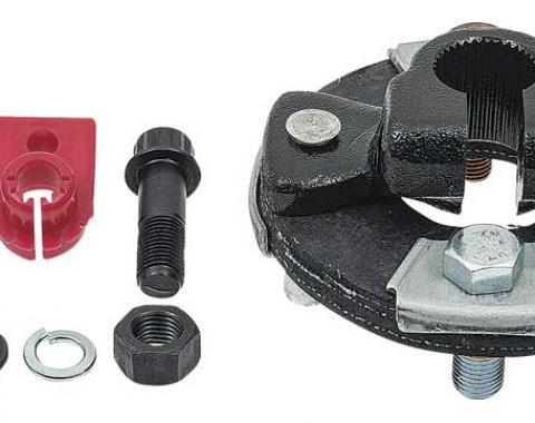 """OER 1959-82 Steering Coupler - For 3/4"""" Shaft - 36 Spline - 3-5/32"""" Diameter 7806391"""