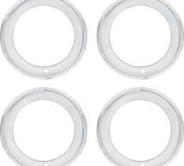 OER 15 X 7 Stainless Rally Wheel Trim Ring Set *K9796696R