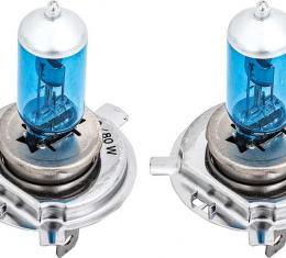 OER H4 Xenon 100/80 Watt Replacement Headlamp Bulbs - Pair 545812X