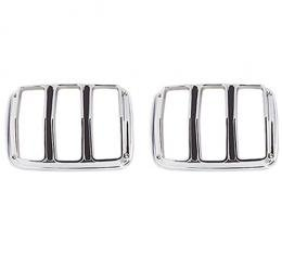OER 1965-66 Tail Light Bezels Pair *13489AP