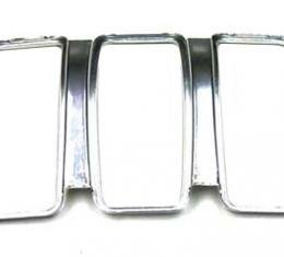 OER 1969 Mustang Superior Quality Outer Tail Lamp Bezel 13489H